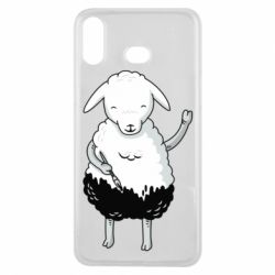 Чохол для Samsung A6s Sheep