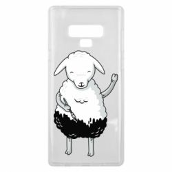 Чохол для Samsung Note 9 Sheep