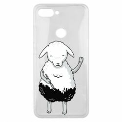 Чохол для Xiaomi Mi8 Lite Sheep