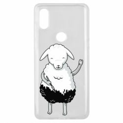Чохол для Xiaomi Mi Mix 3 Sheep