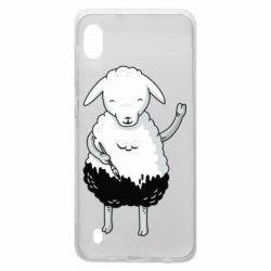 Чохол для Samsung A10 Sheep