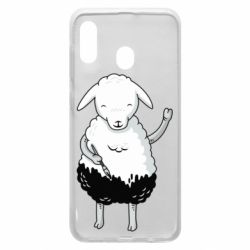 Чохол для Samsung A30 Sheep