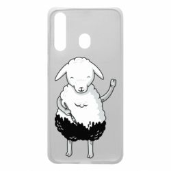 Чохол для Samsung A60 Sheep