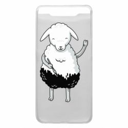 Чохол для Samsung A80 Sheep