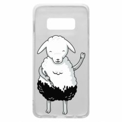 Чохол для Samsung S10e Sheep