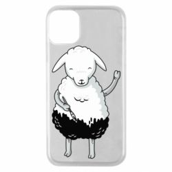 Чохол для iPhone 11 Pro Sheep