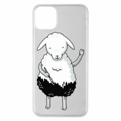 Чохол для iPhone 11 Pro Max Sheep