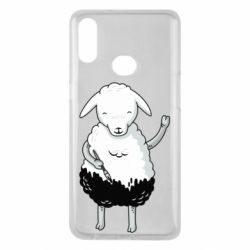 Чохол для Samsung A10s Sheep