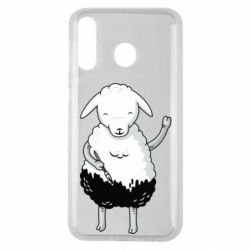 Чохол для Samsung M30 Sheep