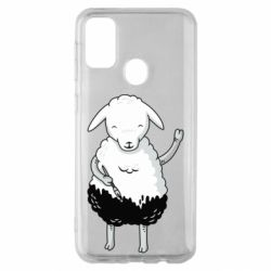 Чохол для Samsung M30s Sheep