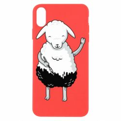 Чохол для iPhone X/Xs Sheep
