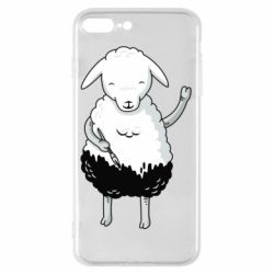 Чохол для iPhone 8 Plus Sheep