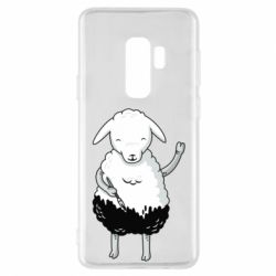 Чохол для Samsung S9+ Sheep