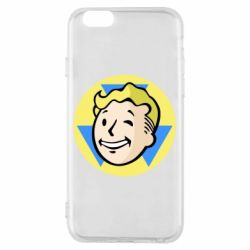 Чехол для iPhone 6/6S Shelter Fallout