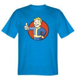 Мужская футболка Shelter - FatLine