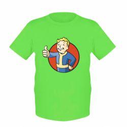 Детская футболка Shelter - FatLine