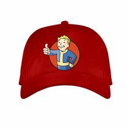 Детская кепка Shelter - FatLine