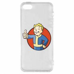 Чохол для iphone 5/5S/SE Shelter