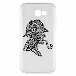 Чохол для Samsung A7 2017 Sherlock Holmes