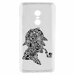 Чохол для Xiaomi Redmi Note 4 Sherlock Holmes