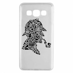 Чохол для Samsung A3 2015 Sherlock Holmes