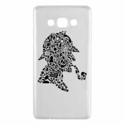 Чохол для Samsung A7 2015 Sherlock Holmes