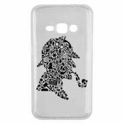 Чохол для Samsung J1 2016 Sherlock Holmes