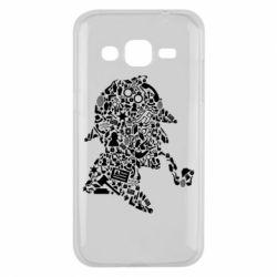 Чохол для Samsung J2 2015 Sherlock Holmes