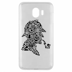 Чохол для Samsung J4 Sherlock Holmes