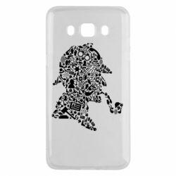 Чохол для Samsung J5 2016 Sherlock Holmes