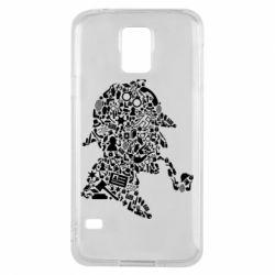 Чохол для Samsung S5 Sherlock Holmes