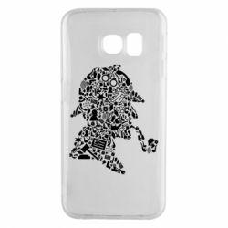 Чохол для Samsung S6 EDGE Sherlock Holmes
