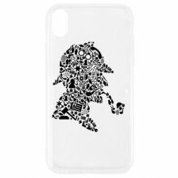 Чохол для iPhone XR Sherlock Holmes