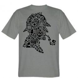 Чоловіча футболка Sherlock Holmes