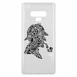 Чохол для Samsung Note 9 Sherlock Holmes