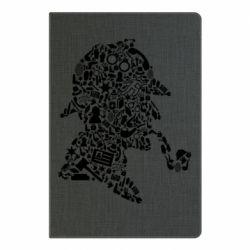 Блокнот А5 Sherlock Holmes