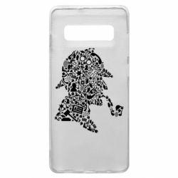 Чохол для Samsung S10+ Sherlock Holmes
