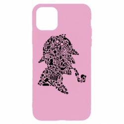 Чохол для iPhone 11 Pro Max Sherlock Holmes