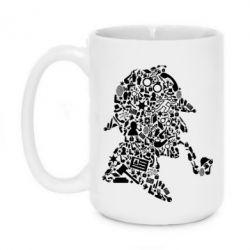 Кружка 420ml Sherlock Holmes
