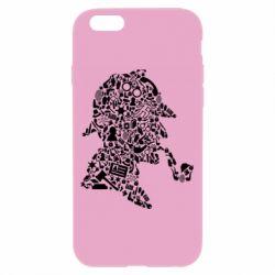Чохол для iPhone 6/6S Sherlock Holmes