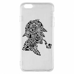 Чохол для iPhone 6 Plus/6S Plus Sherlock Holmes