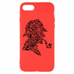 Чохол для iPhone 7 Sherlock Holmes