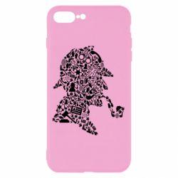 Чохол для iPhone 8 Plus Sherlock Holmes