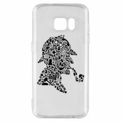 Чохол для Samsung S7 Sherlock Holmes