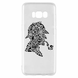 Чохол для Samsung S8 Sherlock Holmes