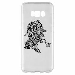Чохол для Samsung S8+ Sherlock Holmes