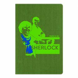 Блокнот А5 Sherlock (Шерлок Холмс)