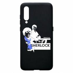 Чехол для Xiaomi Mi9 Sherlock (Шерлок Холмс)