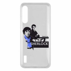 Чохол для Xiaomi Mi A3 Sherlock (Шерлок Холмс)