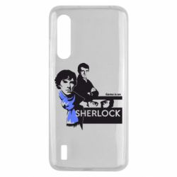 Чехол для Xiaomi Mi9 Lite Sherlock (Шерлок Холмс)